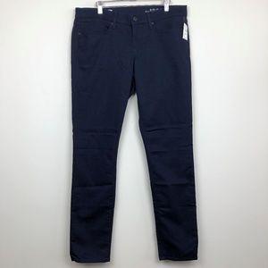 NWT Gap 1969 Dark Blue Always SkinnyJeans